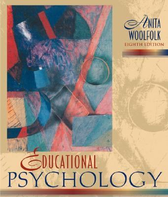 Educational Psychology (Book Alone) [With Interactive Companion CD-ROM] 9780205289950