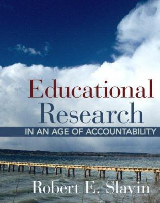 Educational Research in an Age of Accountability 9780205439829