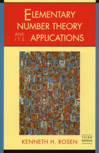 elementary number theory and its applications essay And 1990s, elliptic curves revolutionized number theory, providing striking new insights into the congruent number problem, primality testing, public-key cryptography, attacks on public-key systems, and playing a central role in andrew wiles' resolution of fermat's last theorem.