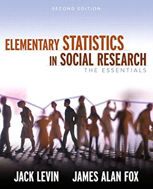 Elementary Statistics in Social Research: The Essentials 9780205484935