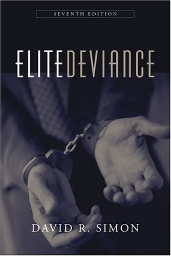 Elite Deviance 9780205321766