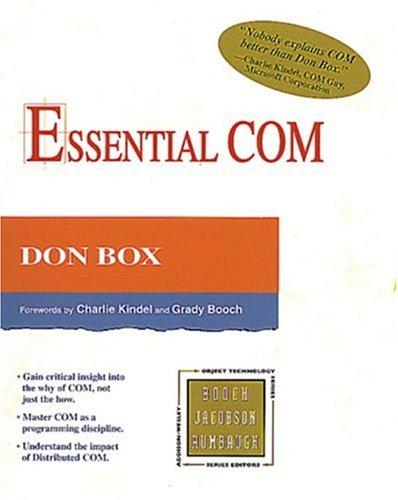 Essential Com 9780201634464