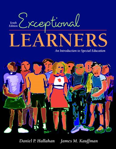 Exceptional Learners: Introduction to Special Education 9780205444212