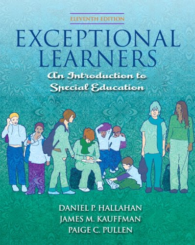 Exceptional Learners: An Introduction to Special Education 9780205571048