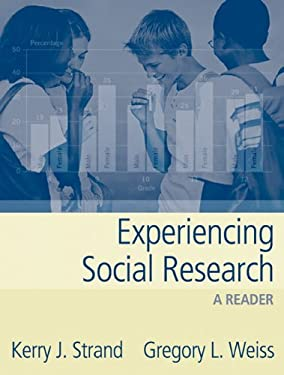 Experiencing Social Research: A Reader 9780205404483