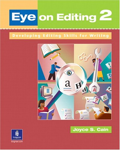 Eye on Editing 2: Developing Editing Skills for Writing 9780201621341