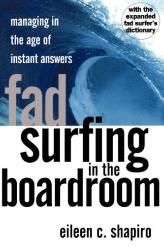 Fad Surfing in the Boardroom 9780201441956