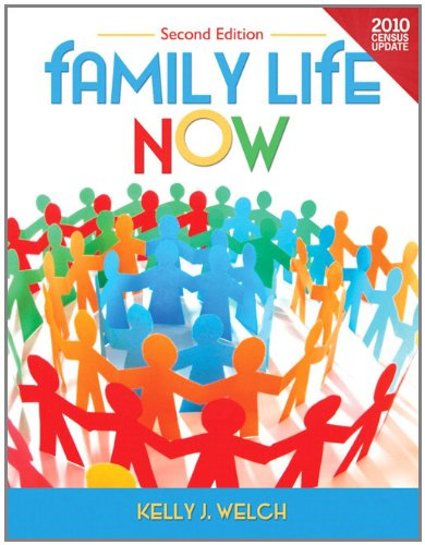 Family Life Now, Census Update 9780205006830