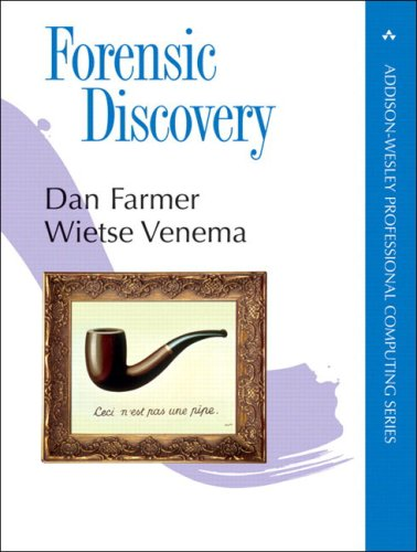 Forensic Discovery 9780201634976