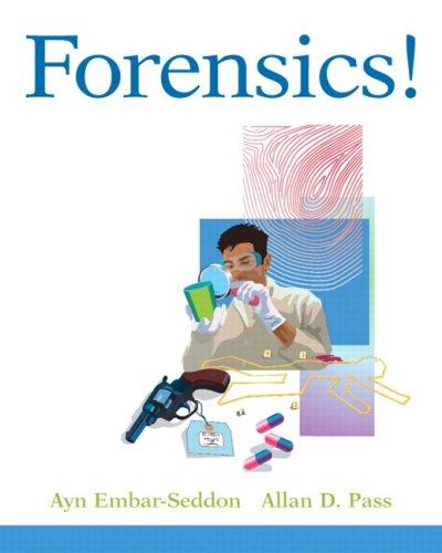 Forensics! 9780205493456