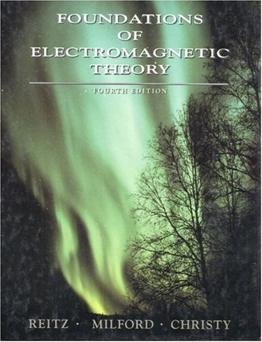 Foundations of Electromagnetic Theory 9780201526240