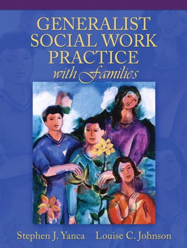 Generalist Social Work Practice with Families 9780205470105