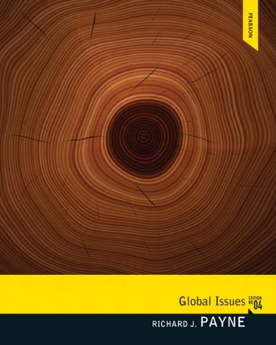 Global Issues: Politics, Economics, and Culture 9780205854592