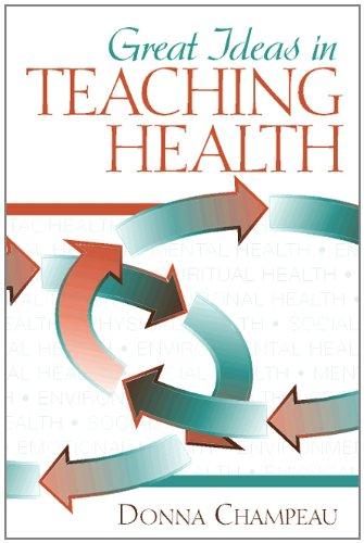Great Ideas in Teaching Health 9780205199099