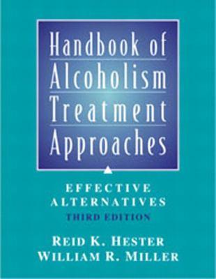 Handbook of Alcoholism Treatment Approaches 9780205360642