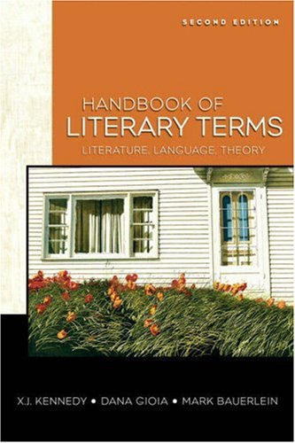 Handbook of Literary Terms: Literature, Language, Theory 9780205603565