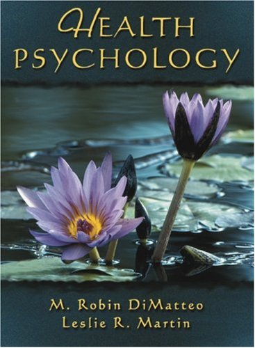 Health Psychology 9780205297771