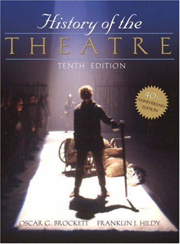 History of the Theatre 9780205511860