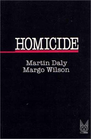Homicide 9780202011783