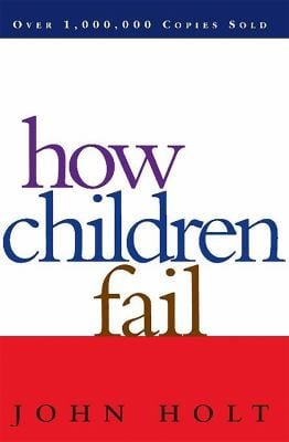 How Children Fail 9780201484021