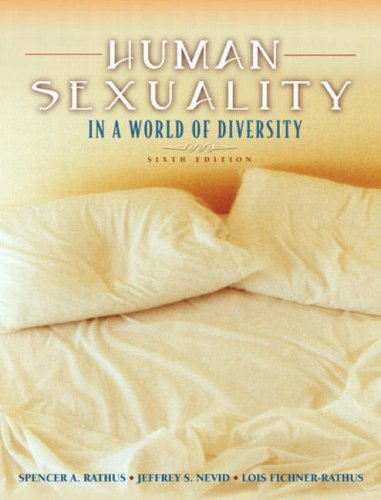 Human Sexuality in a World of Diversity 9780205406159