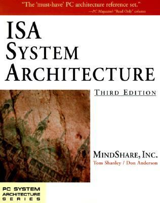 ISA System Architecture 9780201409963