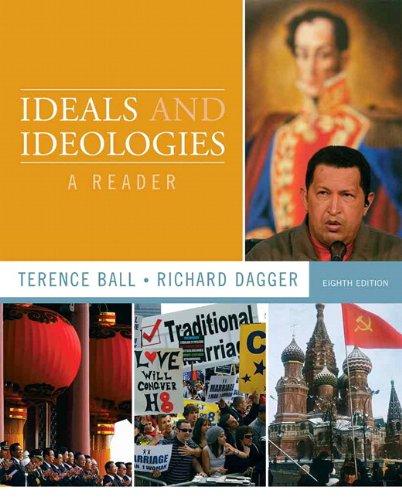 Ideals and Ideologies: A Reader 9780205779970