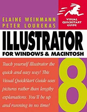 Illustrator 8 for Windows & Macintosh: Visual QuickStart Guide 9780201353884