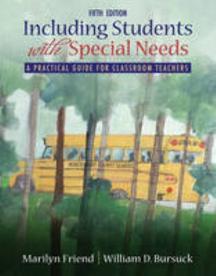 Including Students with Special Needs: A Practical Guide for Classroom Teachers [With Access Code] 9780205626816