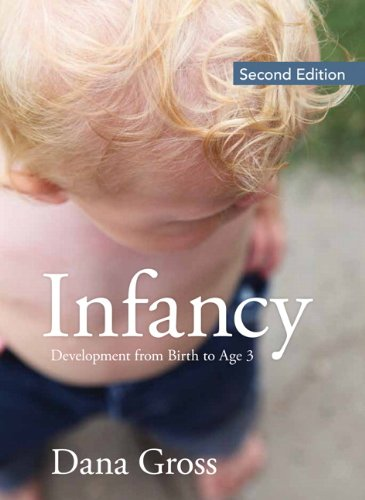Infancy: Development from Birth to Age 3 9780205734191