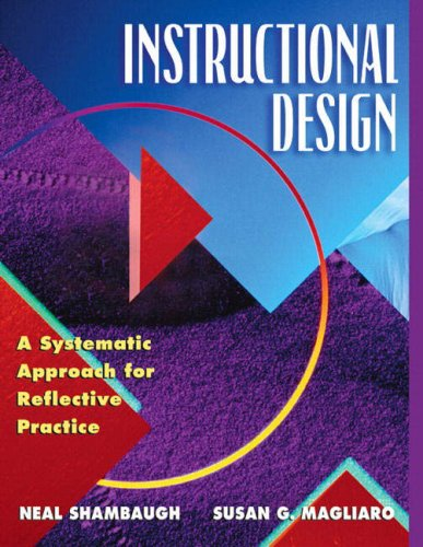Instructional Design 9780205389667