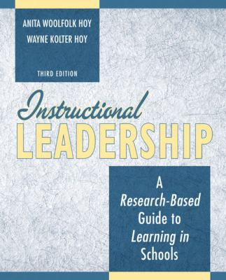 Instructional Leadership: A Research-Based Guide to Learning in Schools 9780205578443