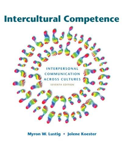 Intercultural Competence - 7th Edition