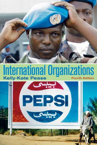 International Organizations: Perspectives on Global Governance 9780205746880