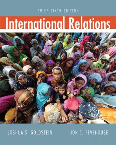 International Relations, Brief 9780205059584