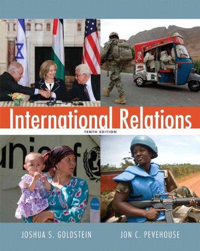 International Relations 9780205059577