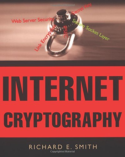Internet Cryptography 9780201924800
