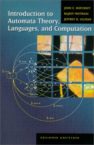 Introduction to Automata Theory, Languages, and Computation 9780201441246