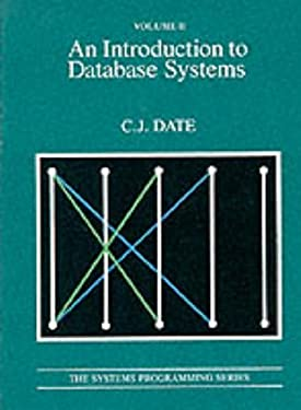 Introduction to Database Systems 9780201144741