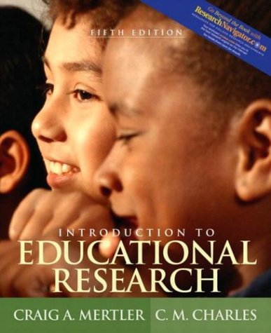 Introduction to Educational Research 9780205414123