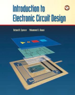 Introduction to Electronic Circuit Design 9780201361834
