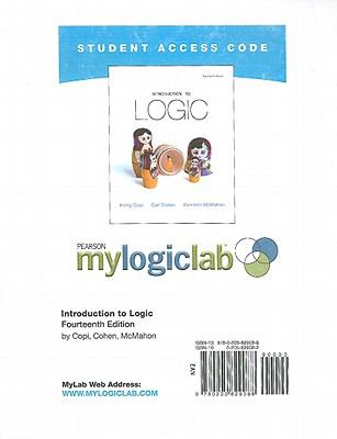 Introduction to Logic 9780205829088