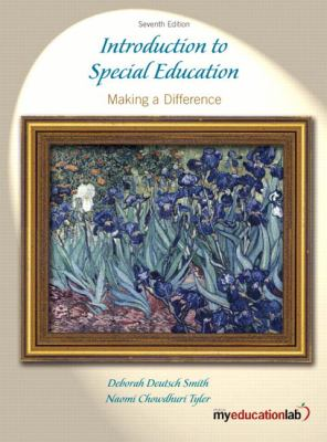 Introduction to Special Education: Making a Difference 9780205600564