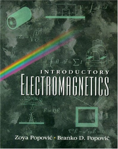 Introductory Electromagnetics 9780201326789