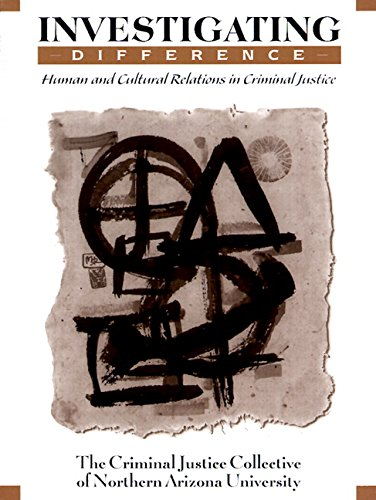 Investigating Difference: Human and Cultural Relations in Criminal Justice 9780205302055