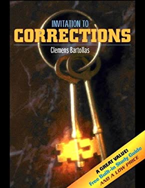 Invitation to Corrections [With Study Guide] 9780205314126