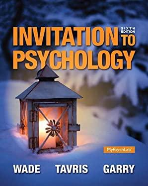 Invitation to Psychology - 6th Edition