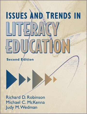 Issues and Trends in Literacy Education 9780205296514