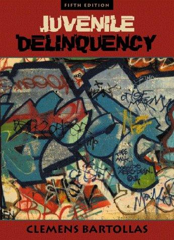 Juvenile Delinquency 9780205293421