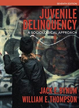 Juvenile Delinquency: A Sociological Approach 9780205499113